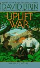The Uplift War cover - David Brin