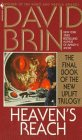 Heaven's Reach cover - David Brin