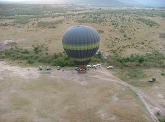 Masai Mara Balloon Ride